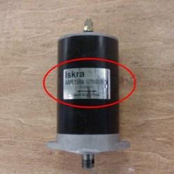 MOTORE ELETTRICO 12V 800W - MODELLO ISKRA C85 CC - CODICE C162084000