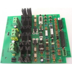 SCHEDA ELETTRONICA BES 1.304 INV-DME 2M CON ENCODER x CENTR.BES1301 PORTA DI POPPA PROGETTO OSCAR (C