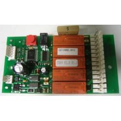 SCHEDA ELETTRONICA BES 1.328 PER CENTRALINA CONTROLLO FINESTRA STAGNA (BES 1.088) VERSIONE CON MIC